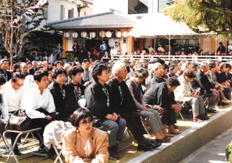 大教会創立百周年記念祭2