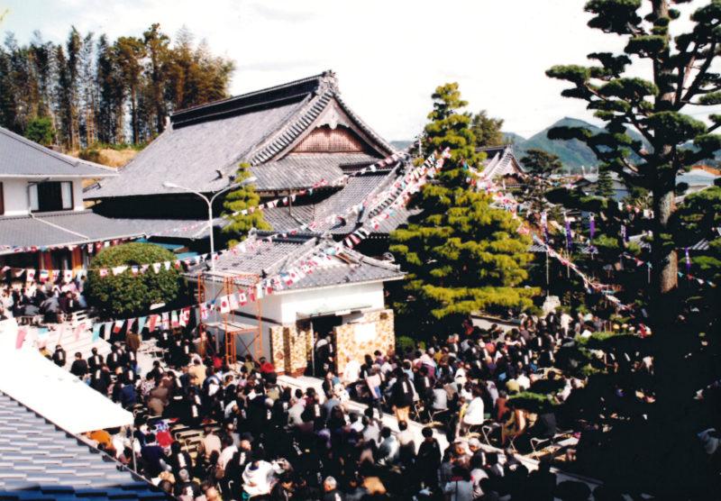 大教会創立百周年記念祭1